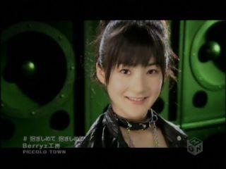 _TVRAW__20090211_ M-ON Sakidori!  - Berryz Koubou - Dakishimete Dakishimete PV _720x480i__3m58s__000